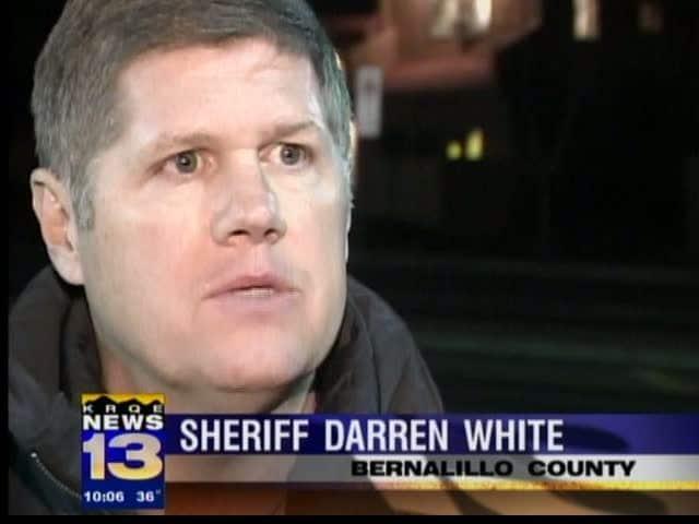 Sheriff Darren White