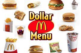 McDonald's dollar menu is no longer that tasty.
