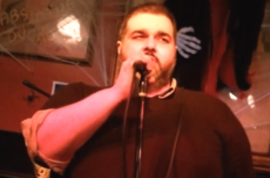NYC bartender performs heartbreaking version of Radiohead's 'Creep.'