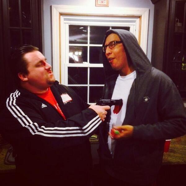 blackface Trayvon Martin