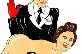 Karl Lagerfeld does not like curvy models. Faces legal action.
