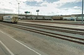 Drunk Utah woman killed by train as she slept on railroad tracks.