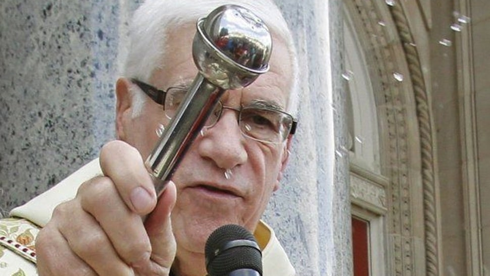 Rev. James McGonegal