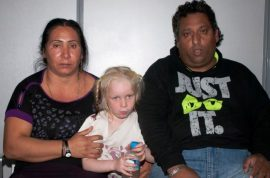 Who is Maria the Greek Gypsy girl? Gypsy parents appear in court.
