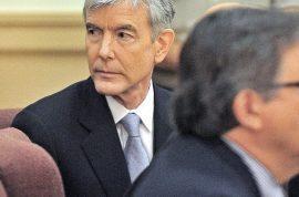 Broke financier, Steven DeMocker found guilty of murdering ex wife with golf club.