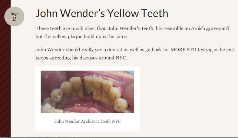 John Wender