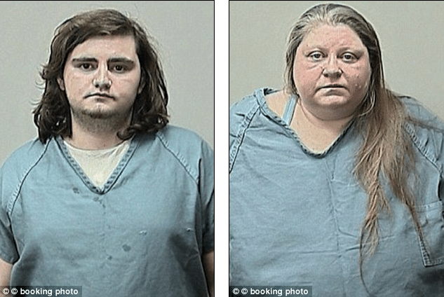 Joshua Drabek (left) Melinda Drabek-Chritten (right)