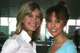 Olivia Newton-John's daughter, Chloe Lattanzi explains how she became a cocaine train wreck.