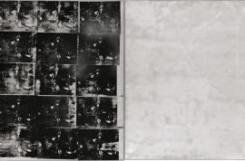 Why Andy Warhol's Silver Car Crash painting sold for $105 million?