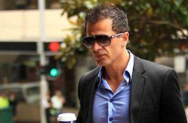 Simon Gittany scumbag drug dealer and murderer.