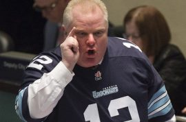Mayor Rob Ford crack smoker denies sexual allegations. Will he resign?