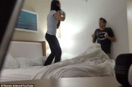 'I cheated on you' prank backfires. Girlfriend admits deceit, sort of…