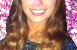Deranged sorority girl, Rebecca Martinson explains her first double blowjob.