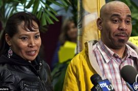 Ex girlfriend sues Pedro Quezada, $338 million lotto winner for dumping her.
