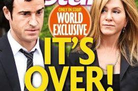 Have Jennifer Aniston and Justin Theroux secretly split?