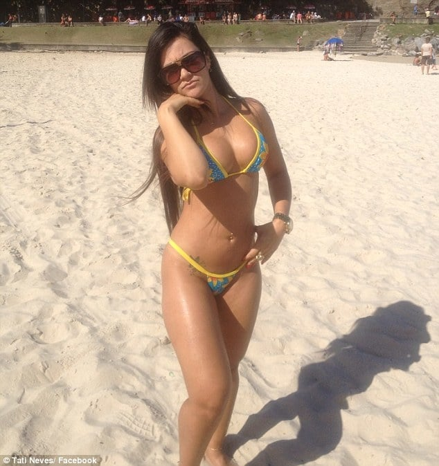 Tatiana Neves Barbosa