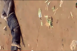 Here is video of another Ugandan gay man killed.