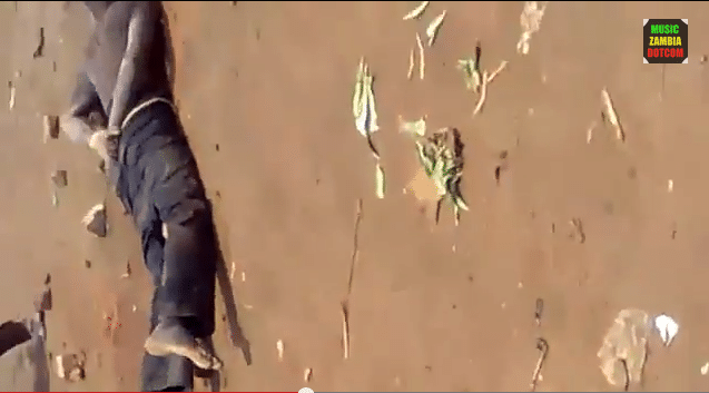 video of another Ugandan gay man killed