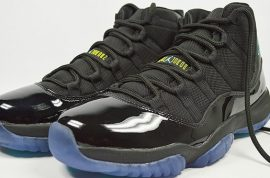 Video:  Air Jordan 11 Retro Gamma Blue cause the world to go into fist fights.