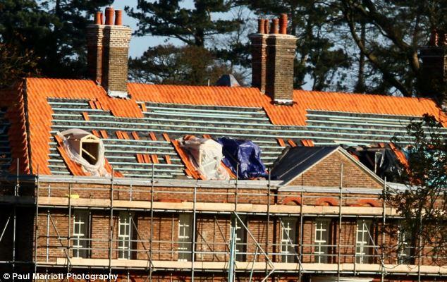 Barratt home tiles