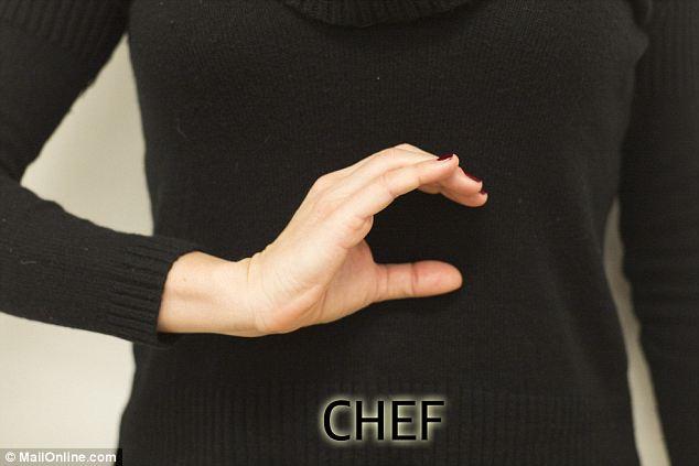 secret hand codes waiters use