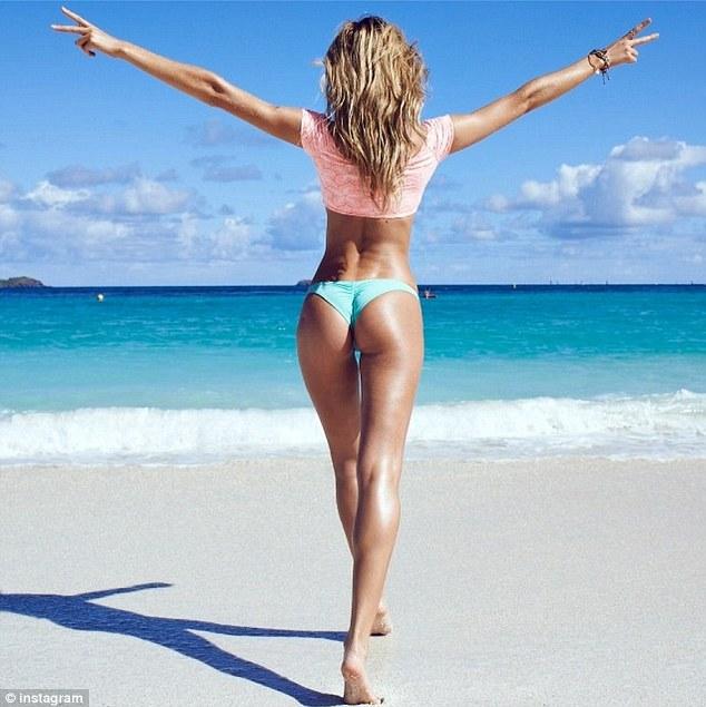 Candice Swanepoel Instagram