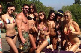 Welcome to the gaudy life of Dan Bilzerian, the Instagram Playboy king.