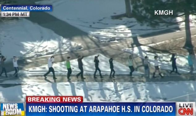 Arapahoe High School gunman