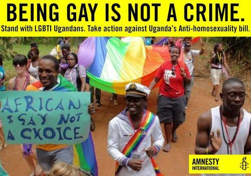 Uganda Anti Homosexuality bill