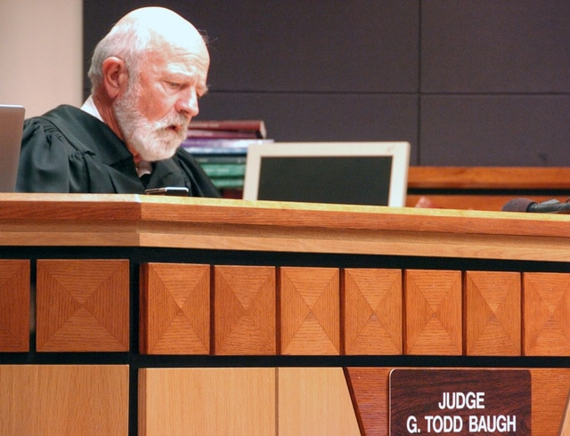Judge orders man to write boys do not hit girls 5000 times.