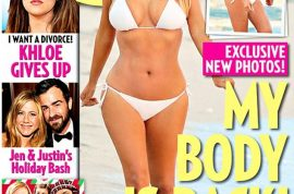 Oh really? How Kim Kardashian lost weight. 100 squats a day.
