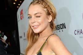 Oh really? Lindsay Lohan is writing a book about rehab.