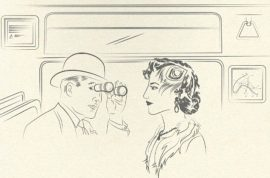 Paris transportation authority releases the politeness manual. 'Don't stare at beautiful women.'