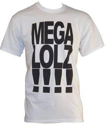 Megalolz t shirts