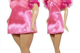 Plus size Barbie ignites body image debate