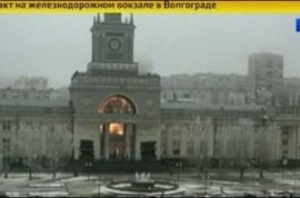 Black Widow female suicide Russian train station bombing kills 16.