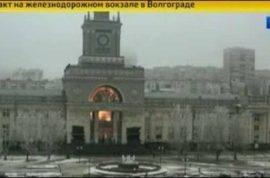 Black Widow female suicide Russian train station bombing kills 16.