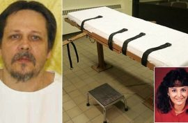 Dennis McGuire becomes first to die via air hunger execution.