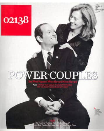 Eliot Spitzer and Silda Wall