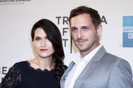 Josh Lucas' Wife files for Divorce as she Progresses to Stage 1B Cervical Cancer.