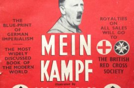 Hitler's Mein Kampf becomes an E-book best seller. Should we be worried?