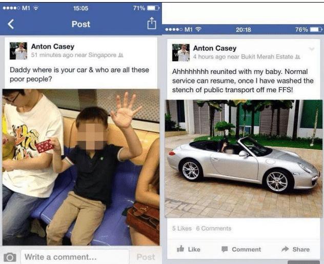 Anton Casey fired