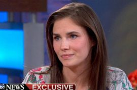 Foxy Knoxy. Twitter thinks Amanda Knox is too hot to go to jail.