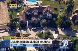 Justin Bieber deported for egg attack?
