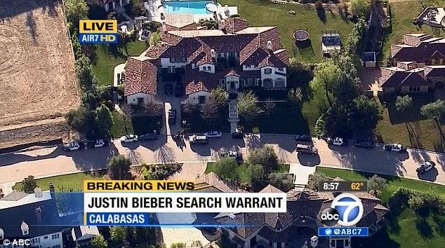 Justin Bieber deported