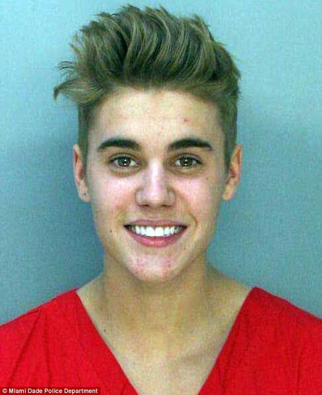 Justin Bieber drag race scandal