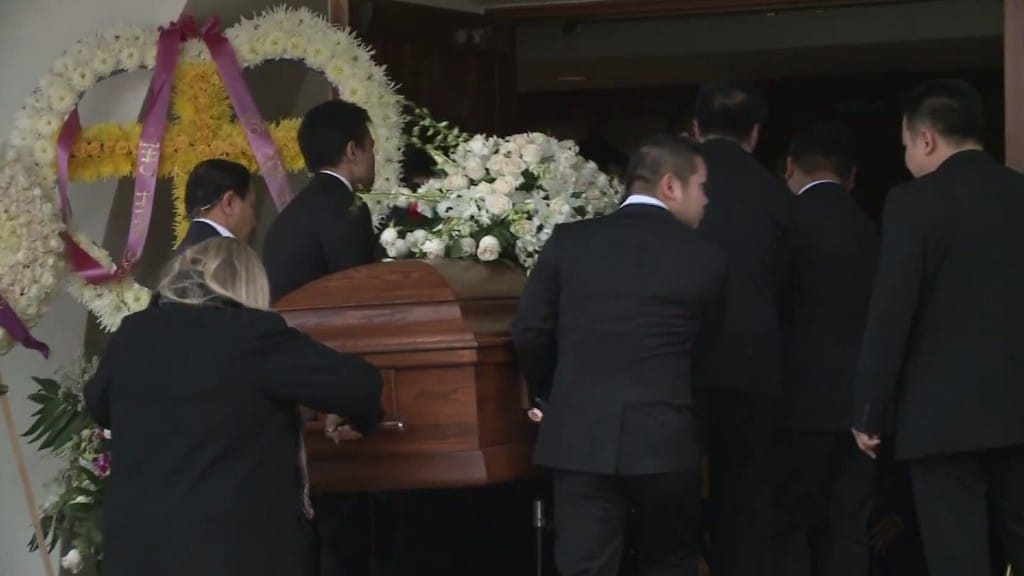 Kim Pham funeral
