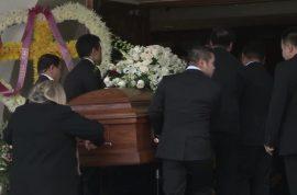 Kim Pham funeral. 3 days before her wedding anniversary.