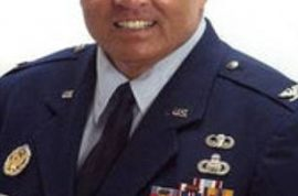 How Colonel Robert Freniere went from high brass to homeless.