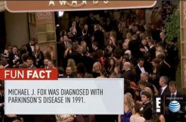 Is Michael J Fox's Parkinson's disease a fun fact after all?